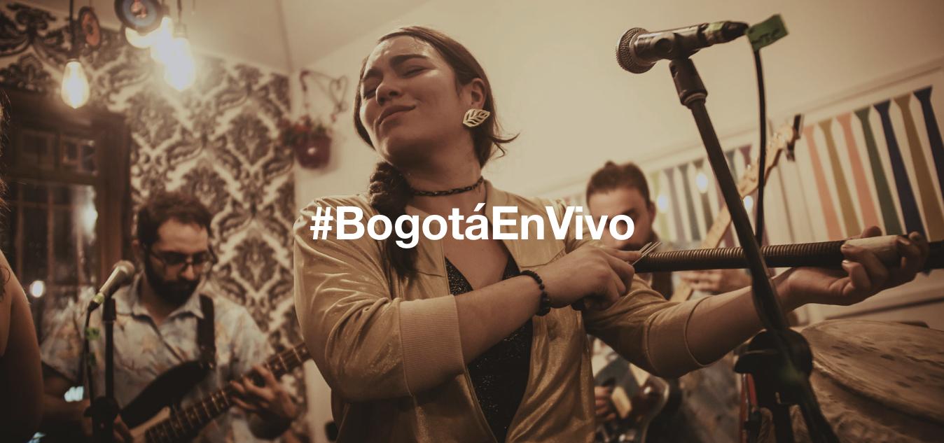 'Primer Censo de Música en Vivo' de Bogotá