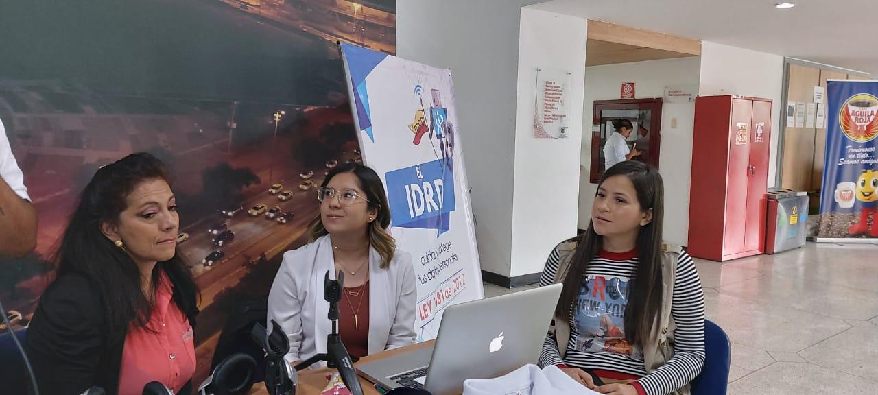 El Instituto Distrital de Recreación y Deporte es Dc Radio