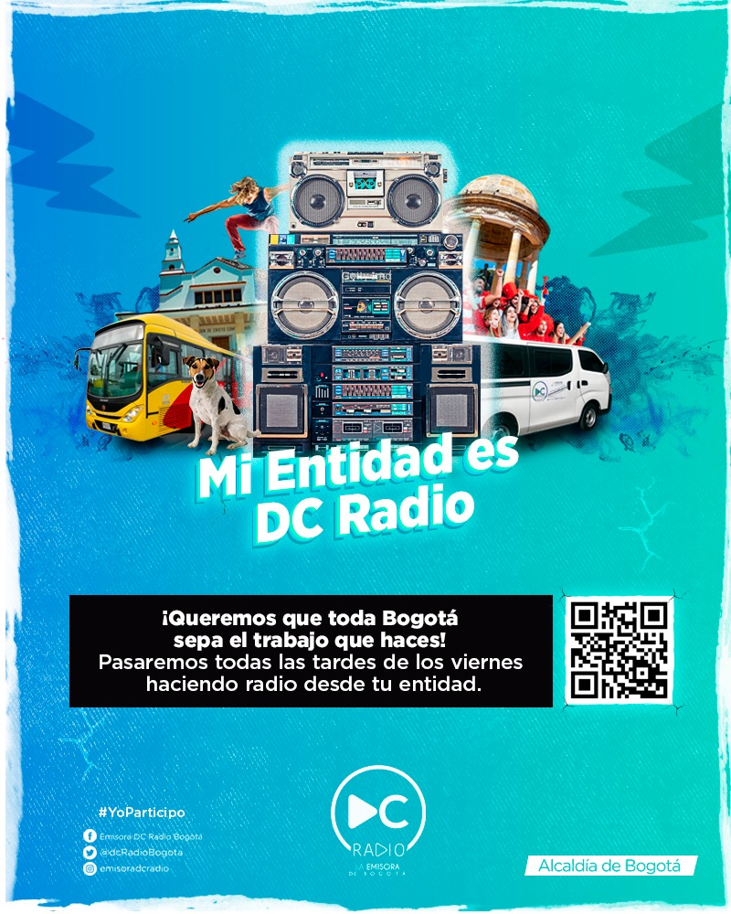 Mi Entidad es DC Radio