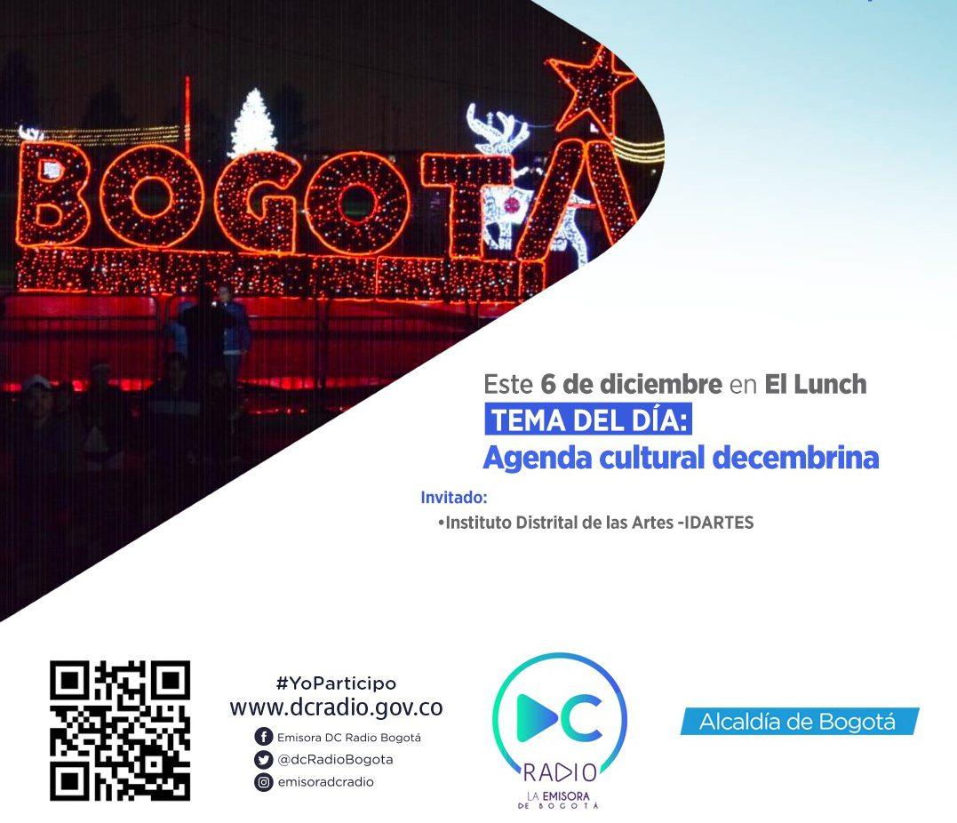 Actividades de Diciembre en Bogotá