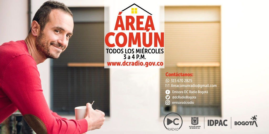 'Hablemos con Propiedad' cambia su nombre a 'Área Común'