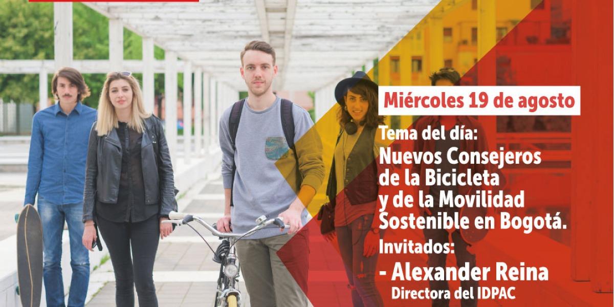 El futuro de Bogotá se mueve en dos ruedas