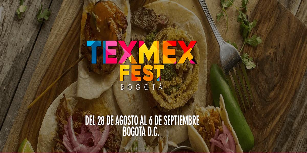 A Bogotá llega el Festival Virtual Gastronómico TexMexFest