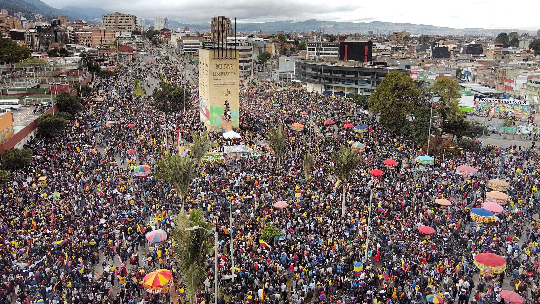 Cuatro semanas de manifestaciones, más de 50 años esperando soluciones